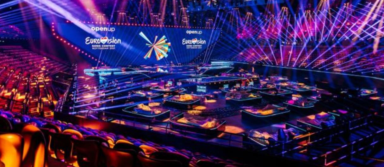 Белоруссию отстранили от участия в Евровидении-2022