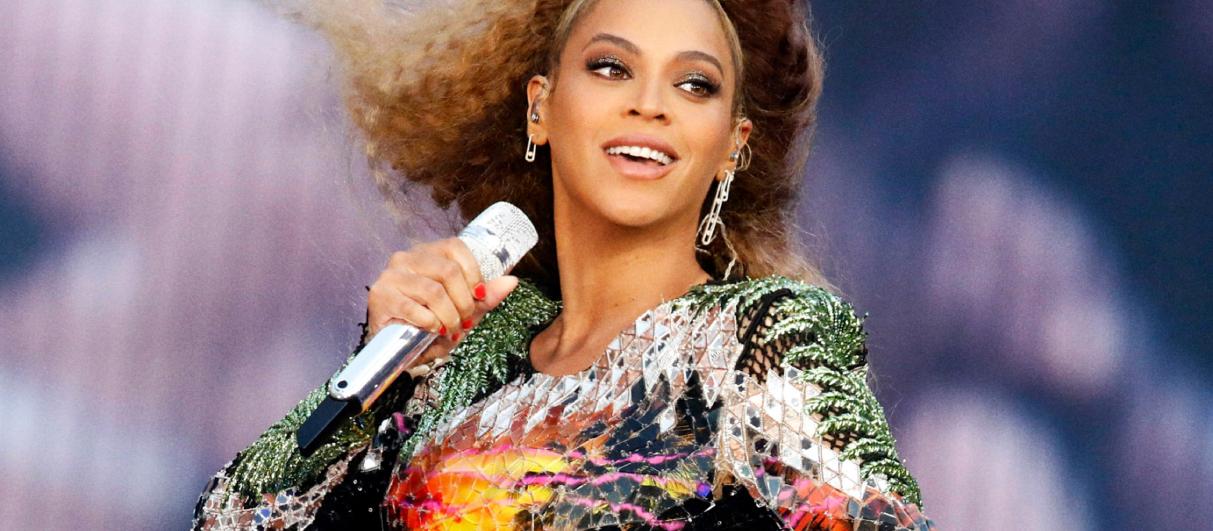Beyonce записала трек для фильма о сестрах Уильямс