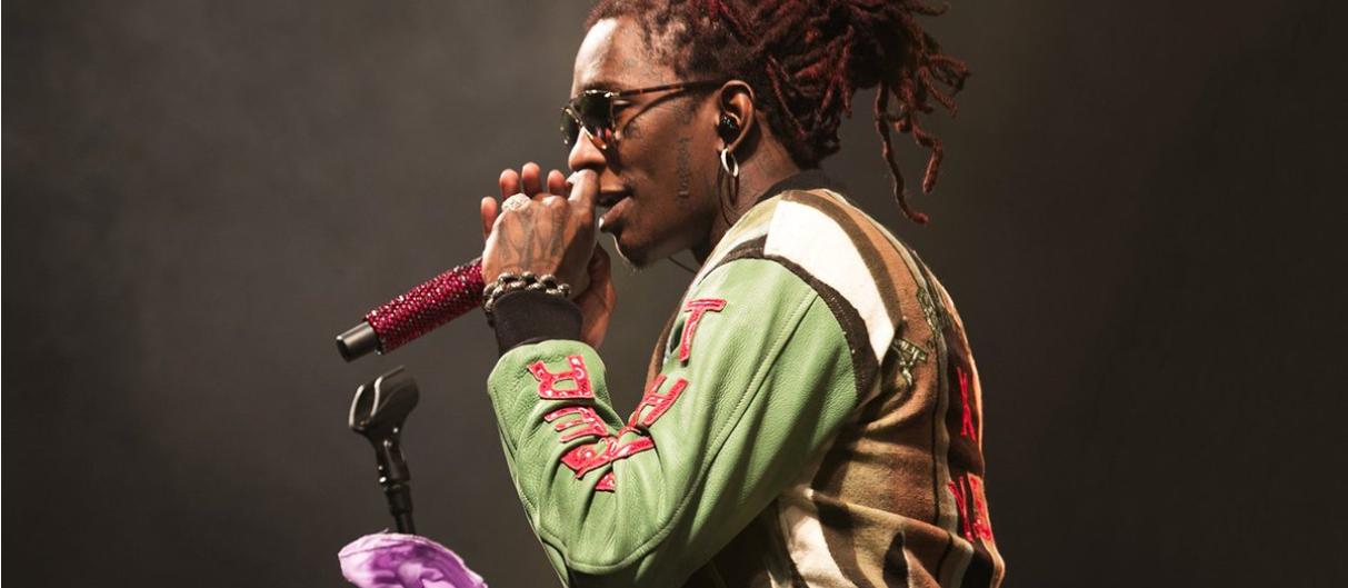 Young Thug в третий раз возглавил топ альбомов Billboard 200