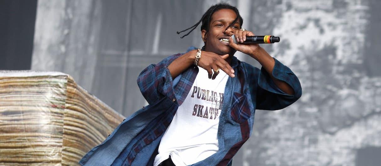 Дебютный микстейп A$AP Rocky впервые появится на стримингах