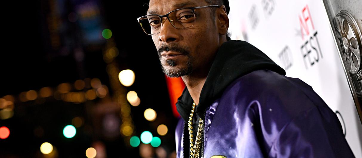 Snoop Dogg посвятил выступление в Бостоне своей покойной маме