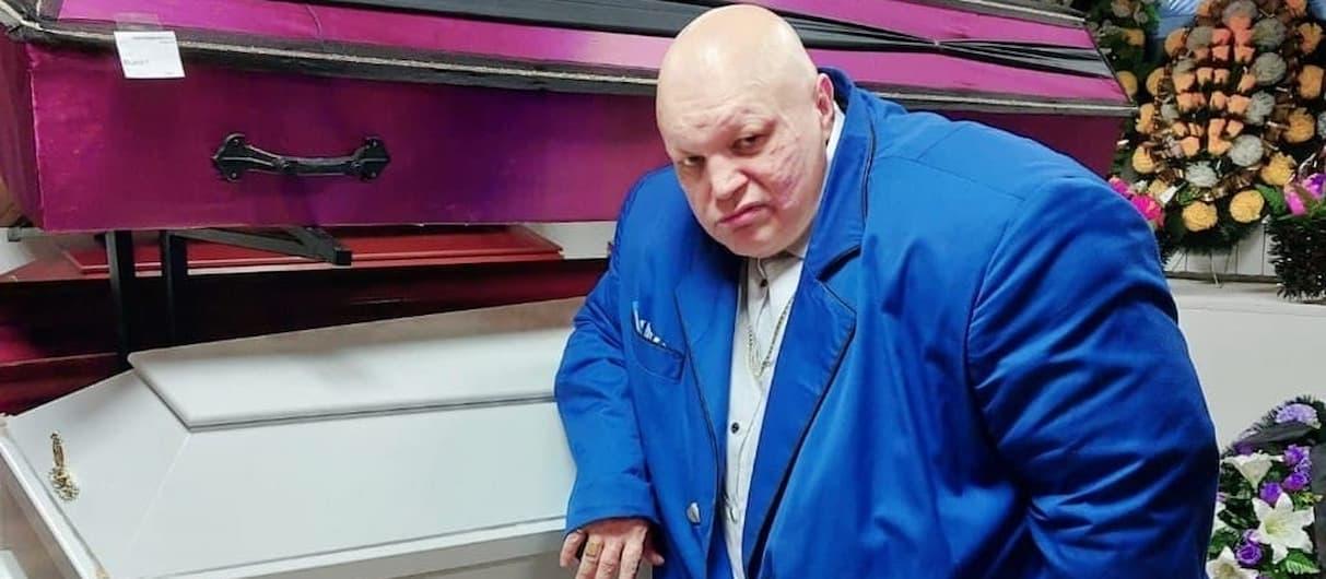 """""""Жанны Фриске нет в могиле"""": Барецкий о ритуальном бизнесе, МакSим и Путине"""