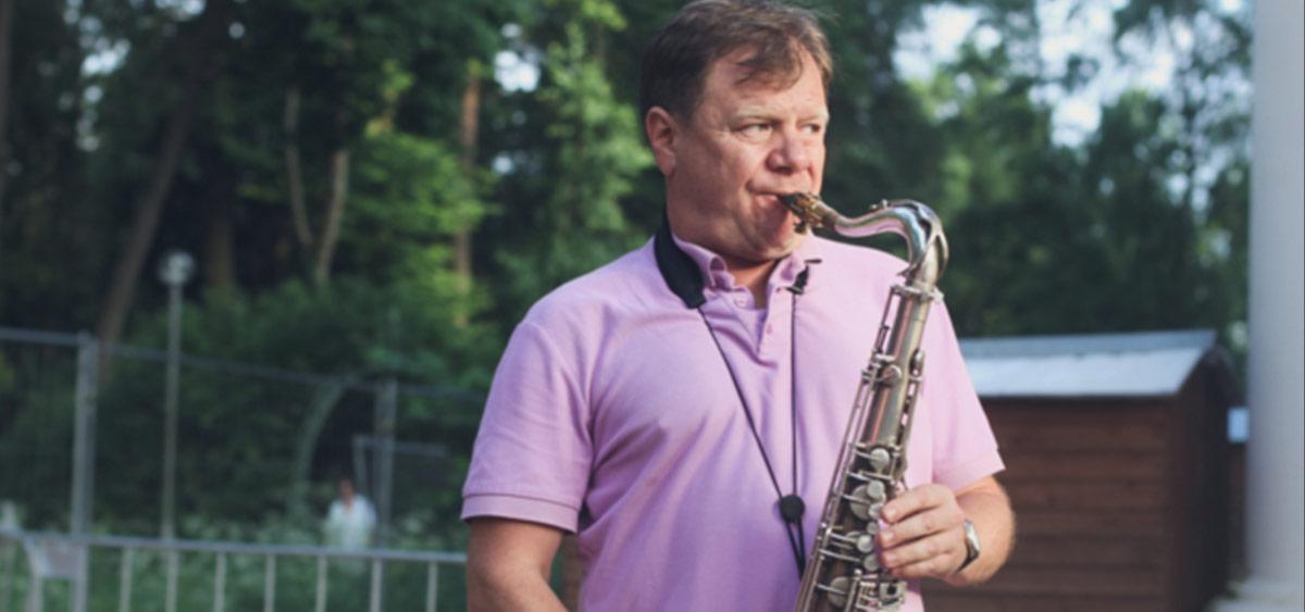 Президент Путин наградил саксофониста Бутмана орденом