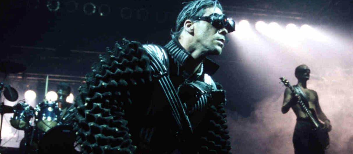 Новая песня Rammstein дебютировала на МКС!