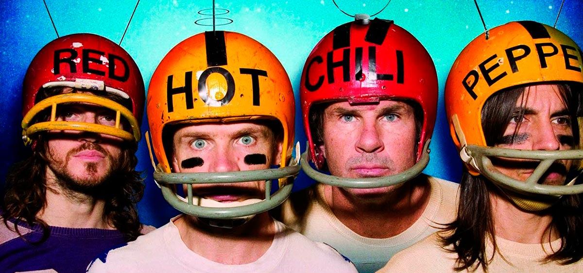 Red Hot Chili Peppers продает все свои песни