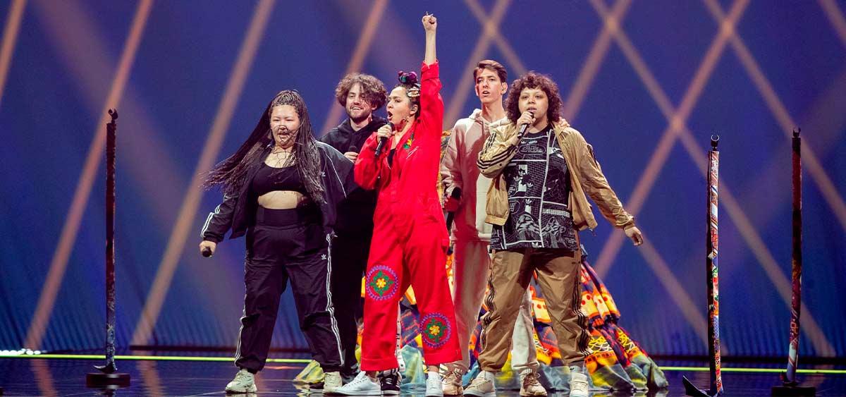 Манижа поменяла текст песни для Евровидения и провела первую репетицию на сцене
