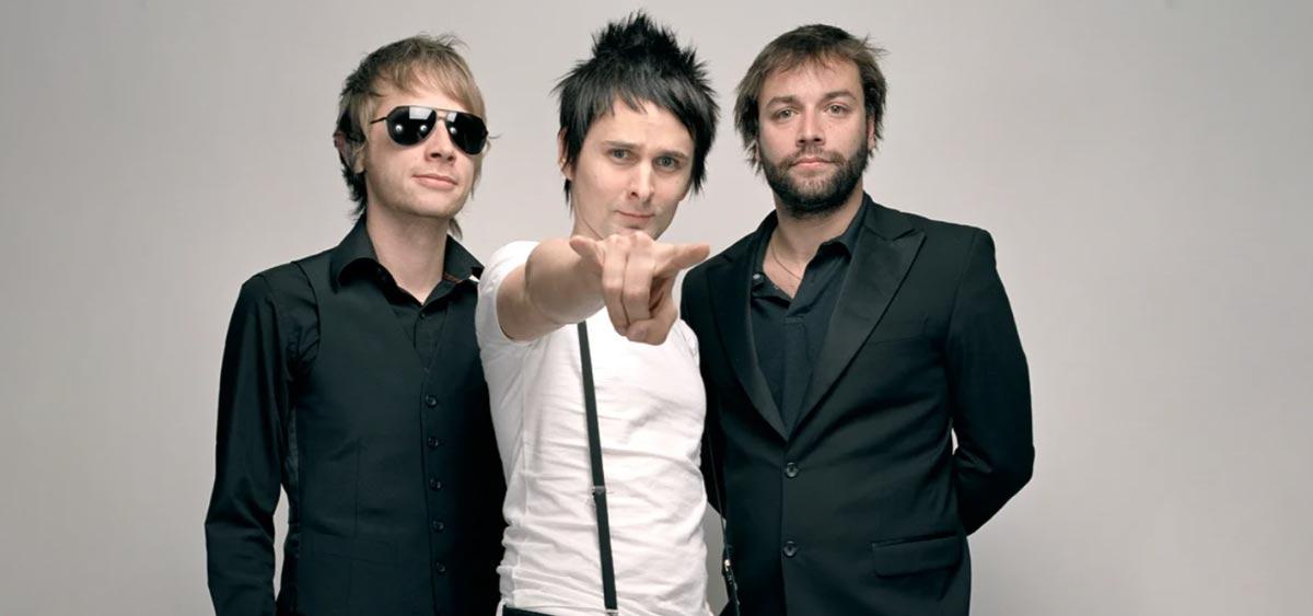 Muse анонсировали альбом ремиксов к 20-летнему юбилею «Origin Of Symmetry»