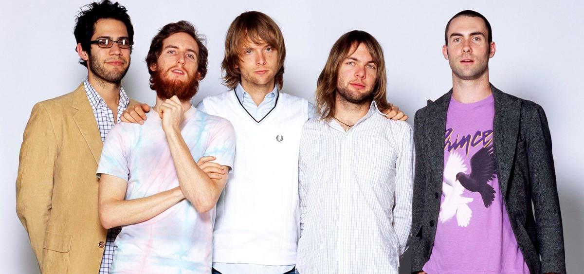 "Maroon 5 показал треки из альбома ""Jordi"""