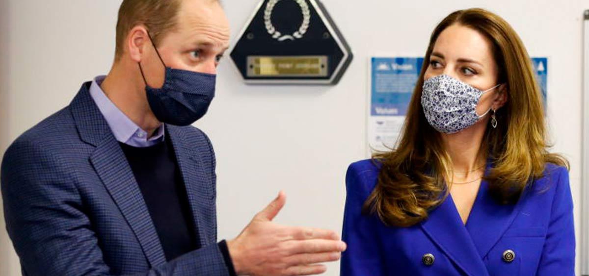 Принц Уильям затроллил жену за попытку сыграть танцевальный трек