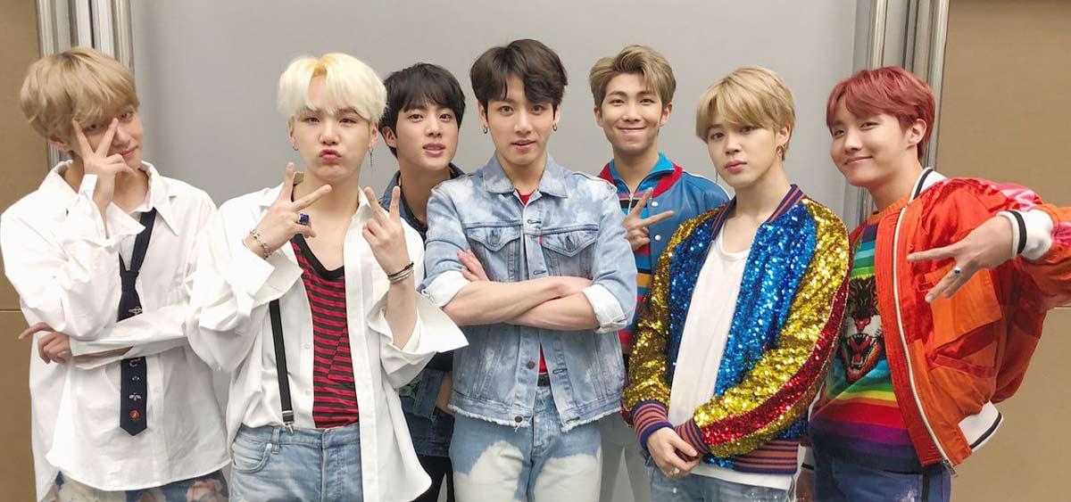 Трек «Butter» от BTS побил рекорды Гиннесса