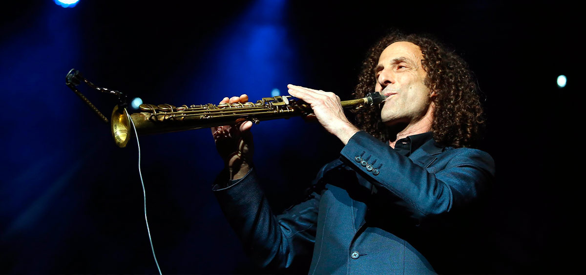 Хэппибездим звезду! Сегодня именинник – американский саксофонист Kenny G