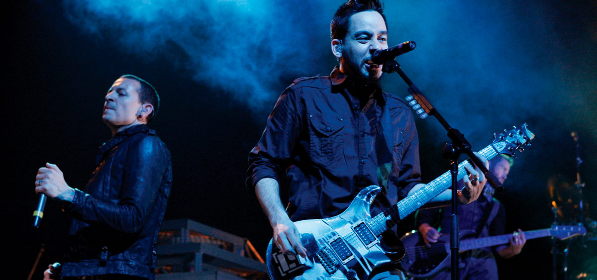 МИЛЛИАРД! Сингл группы Linkin Park бьет рекорды по количеству прослушиваний