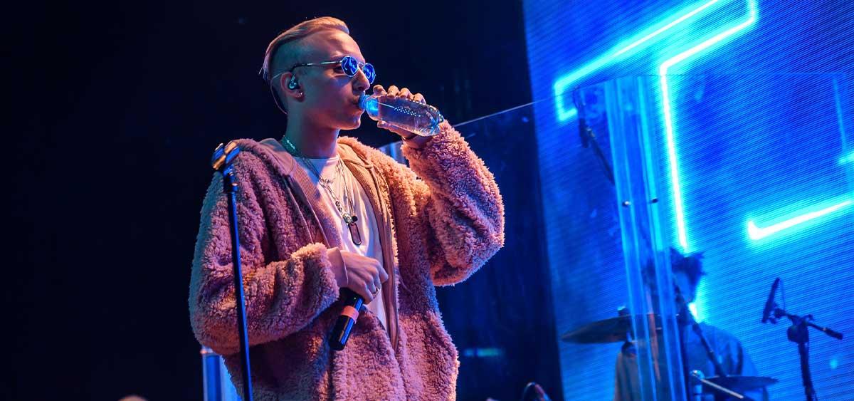 T-Fest представил новый трек «Не бесконечно»