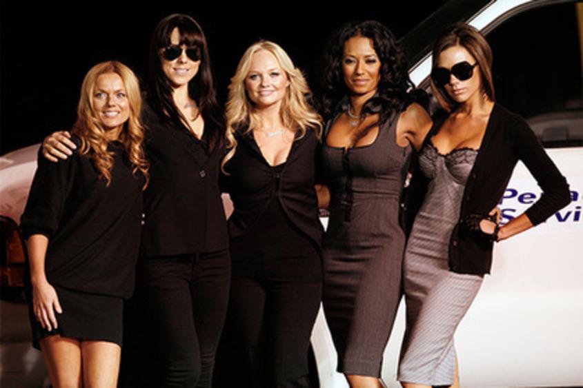 Первый совместный трек за 14 лет: Spice Girls записали новую песню