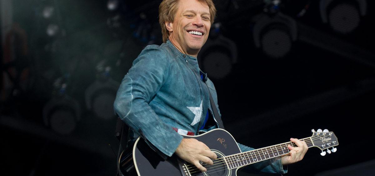 "Более миллиарда просмотров! Набрал клип Bon Jovi ""It's My Life"" на YouTube"