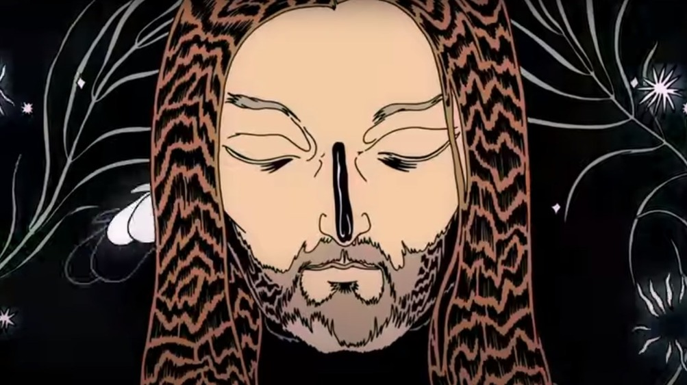 """Звездный супербэнд: Би-2 выпустили анимационный клип на трек """"Падал свет"""""""
