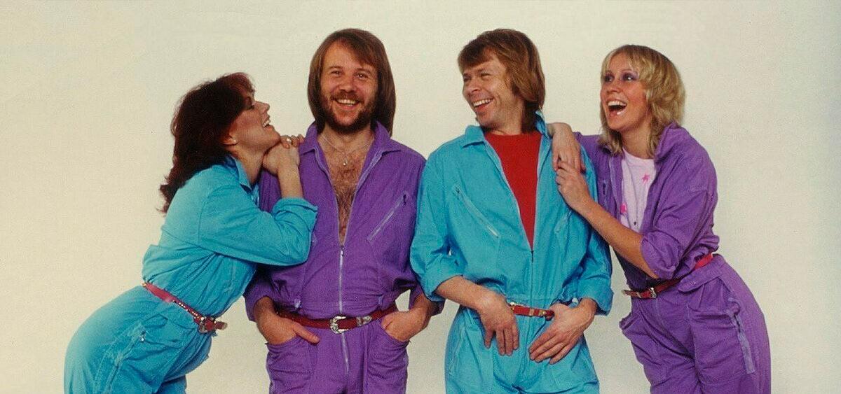 Тысячу недель продержался альбом ABBA в британском хит-параде!