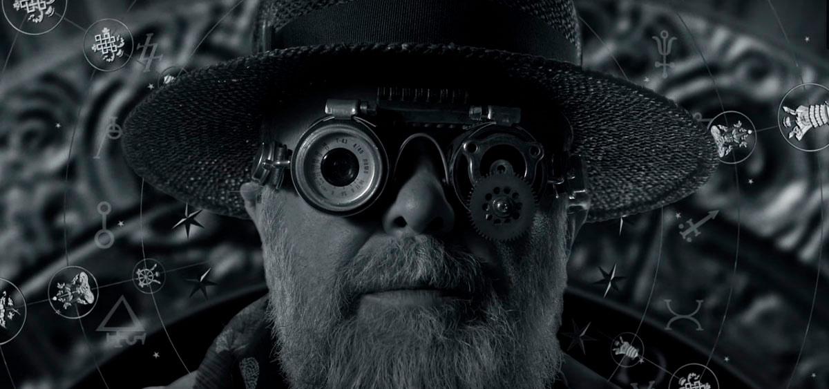 Стим-панк и психоделика в новом клипе Бориса Гребенщикова