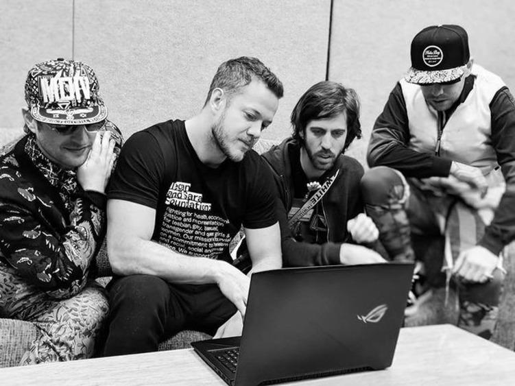 Фронтмен Imagine Dragons создает собственную видеоигру