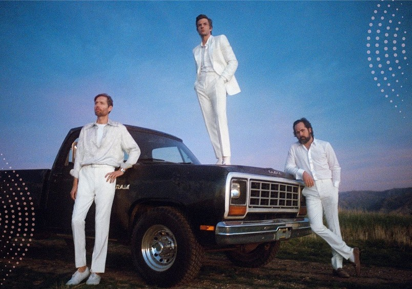 Новый альбом The Killers выйдет 13 августа