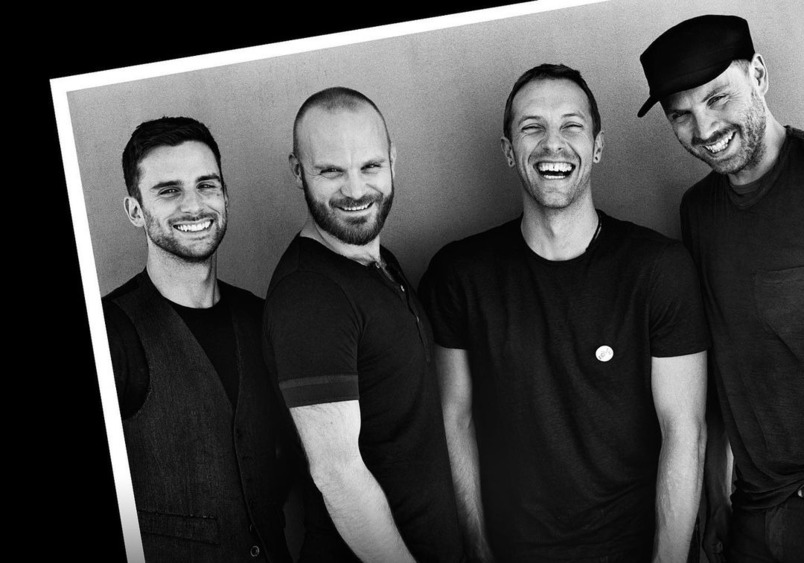 """Coldplay назвали дату релиза """"Music Of The Sphere"""""""