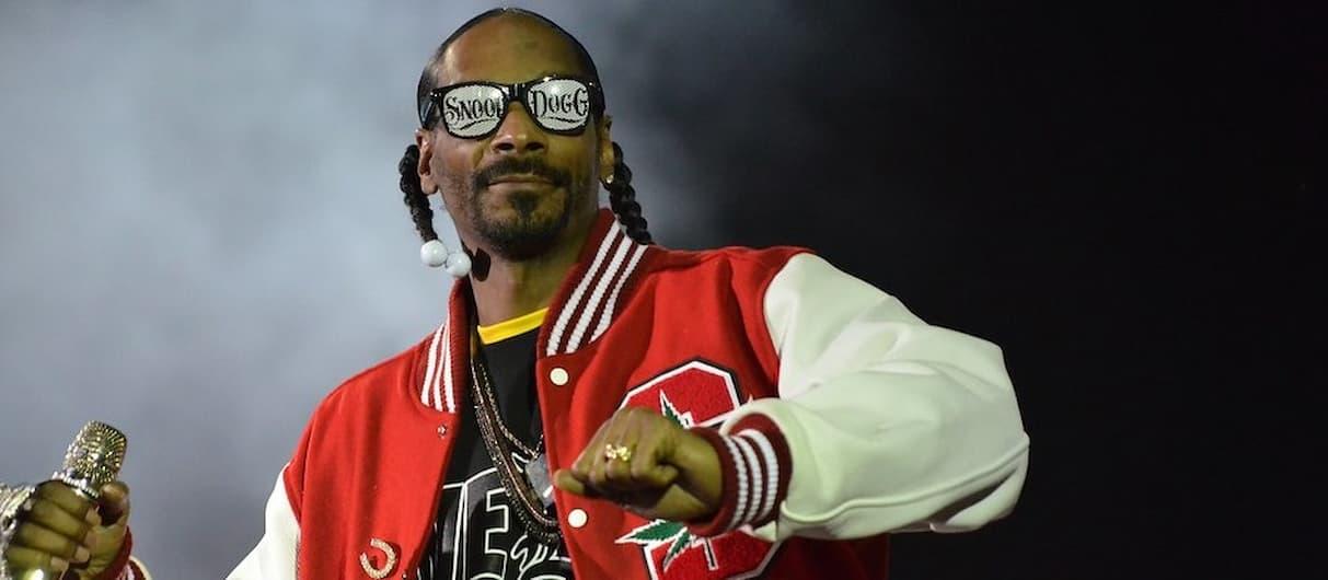 Snoop Dogg четыре дня подряд вел стрим без звука
