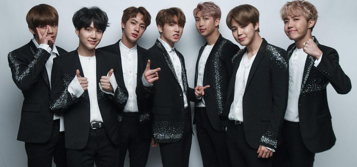 Группа BTS вошла в историю музыкальных хит-парадов Billboard