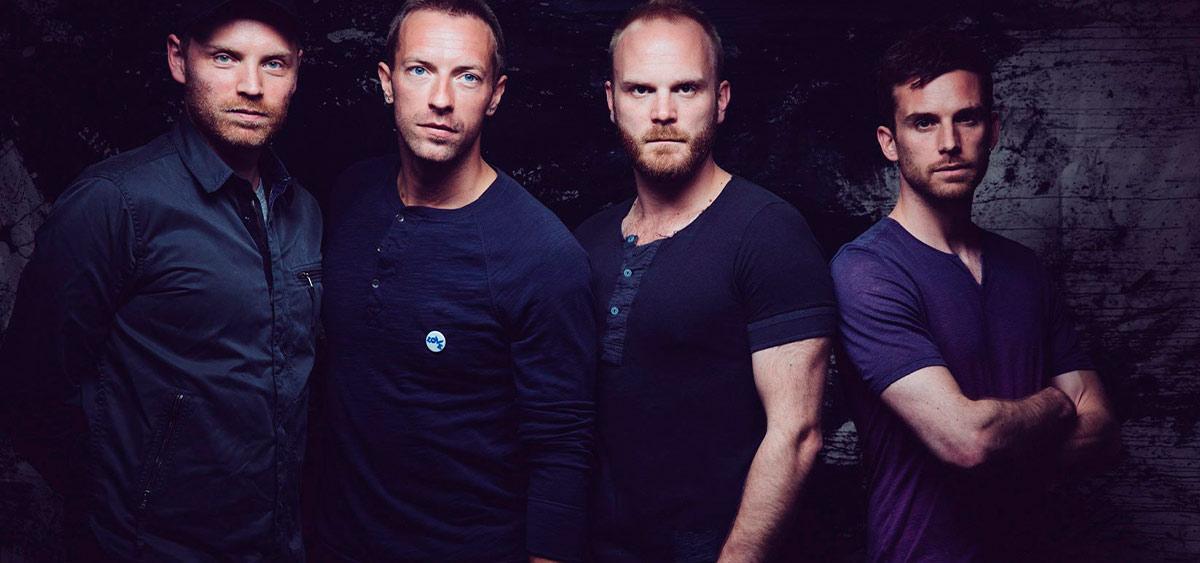 Coldplay зовет фанатов в космическое путешествие
