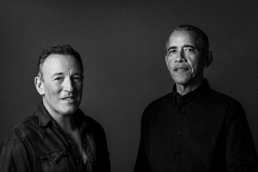 Брюс Спрингстин и Барак Обама сделали фит!