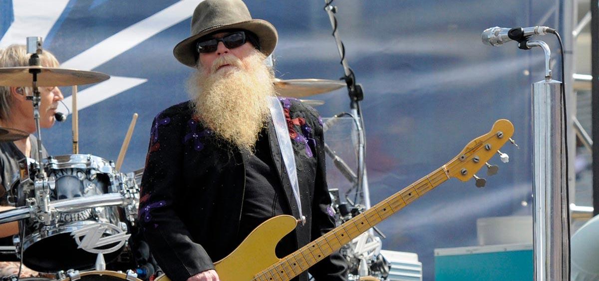 Басист культовой рок-группы ZZ Top скончался в 72 года