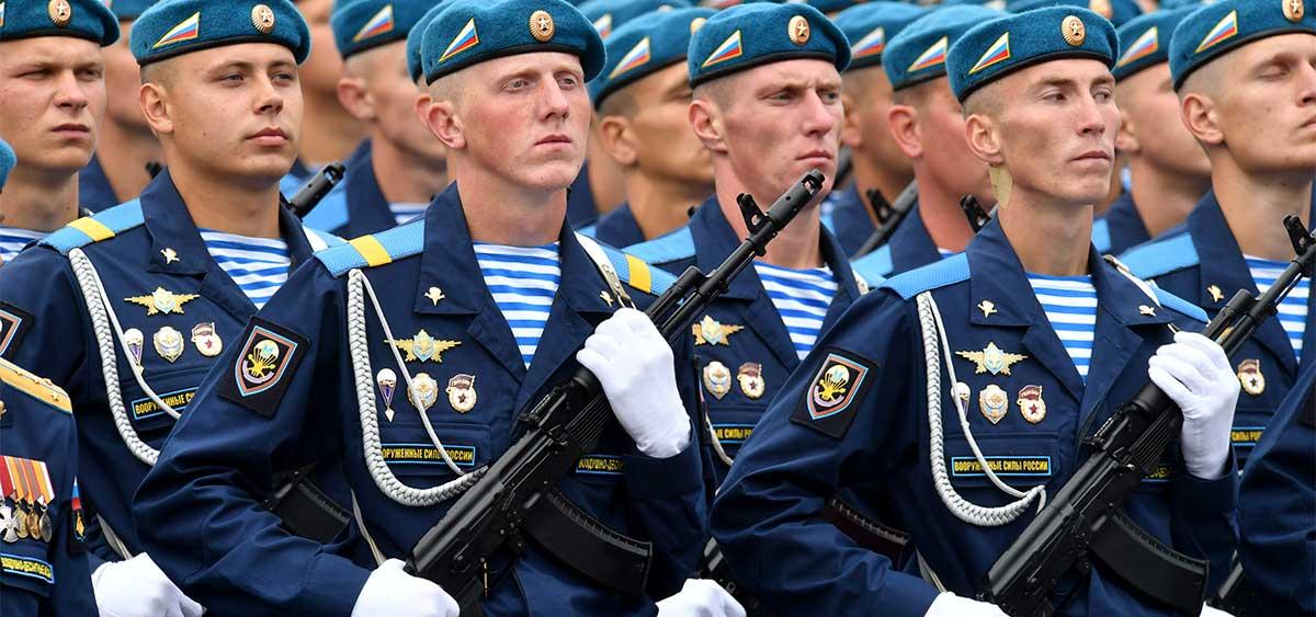 Сегодня в России отмечается День воздушно-десантных войск!