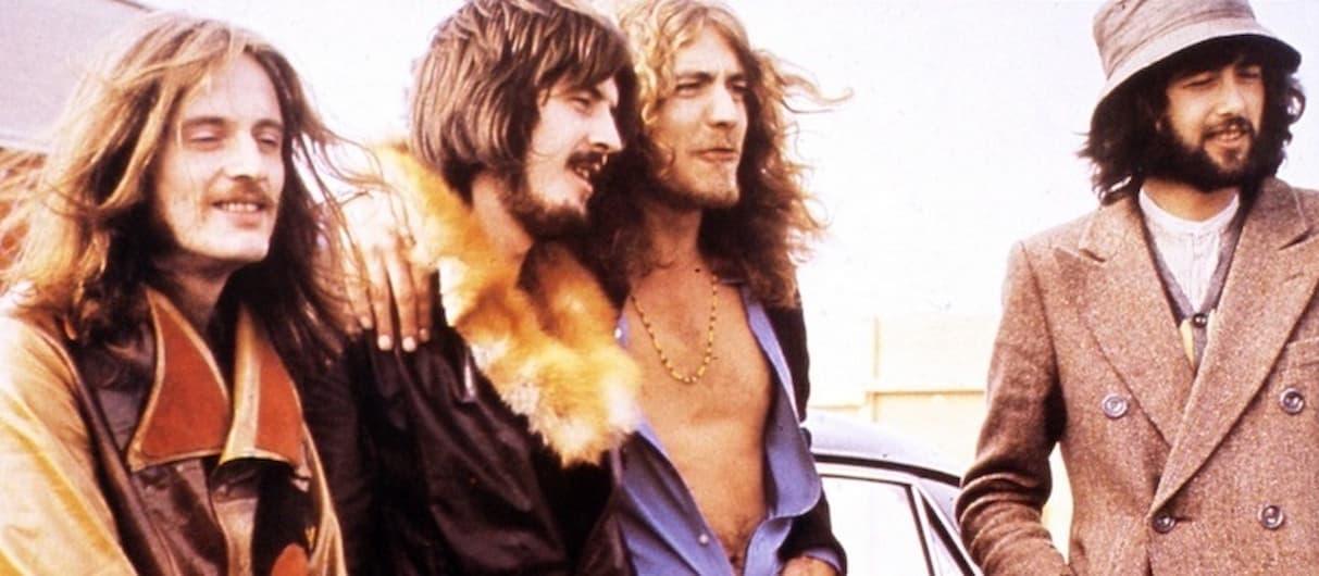 Готов первый фильм о Led Zeppelin с участием самих музыкантов