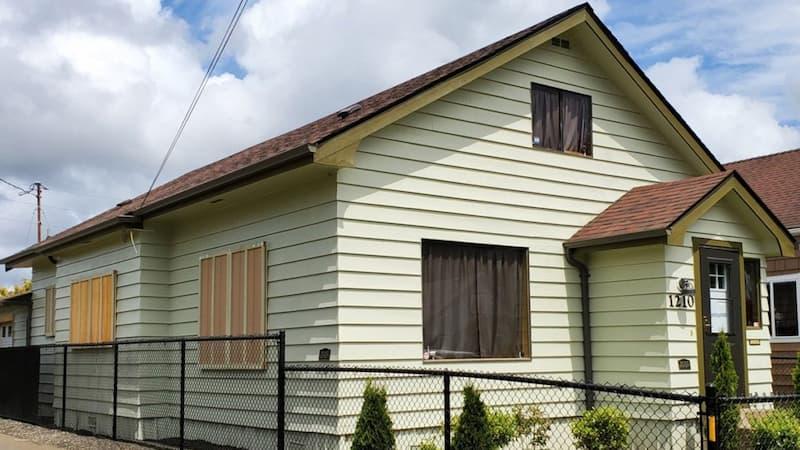 Дом Курта Кобейна