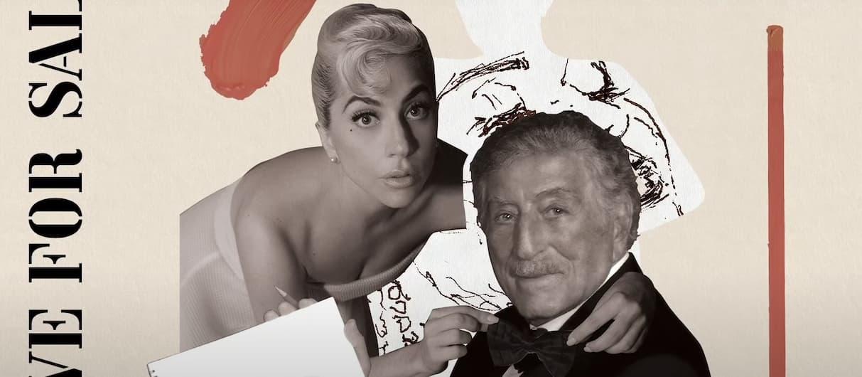 Леди Гага и Тони Беннетт анонсировали совместный альбом