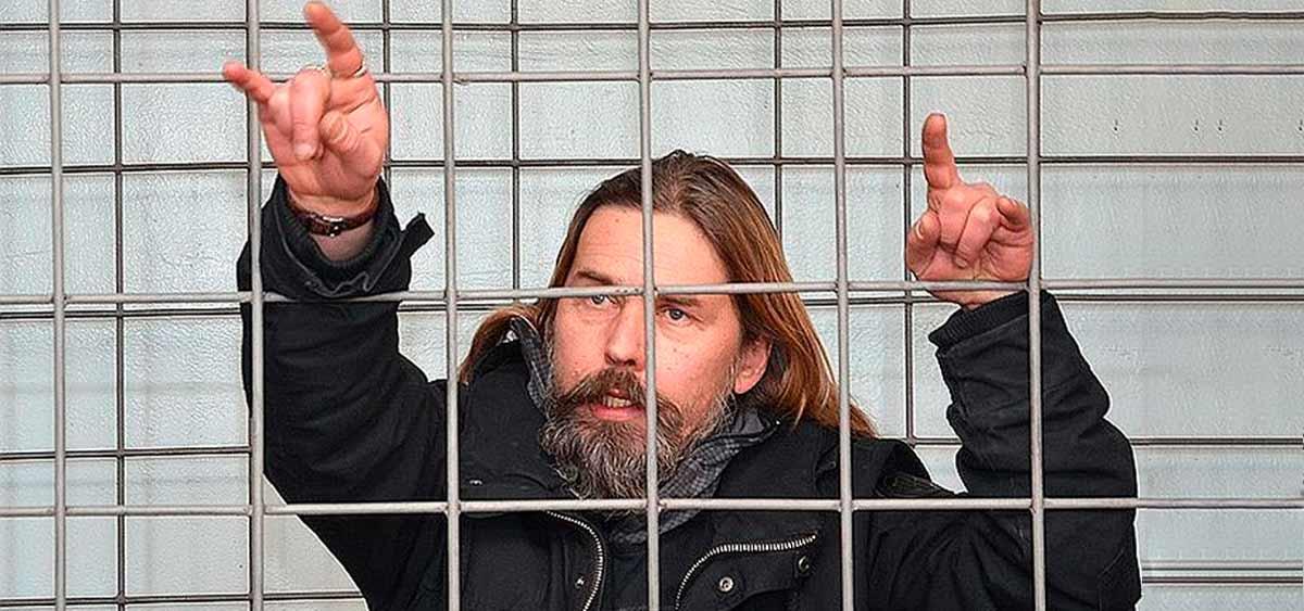 Спел, выпил - в тюрьму!