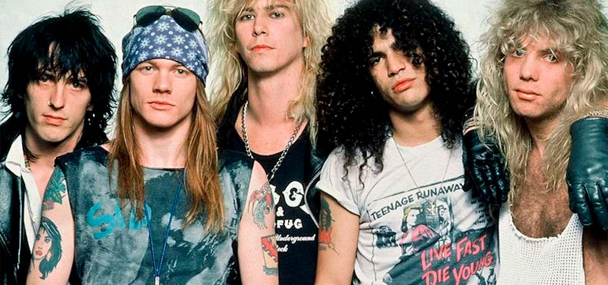 Guns N' Roses выпустили первую песню за 13 лет!