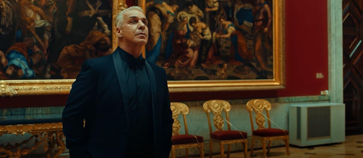 Эрмитаж направил претензии солисту Rammstein