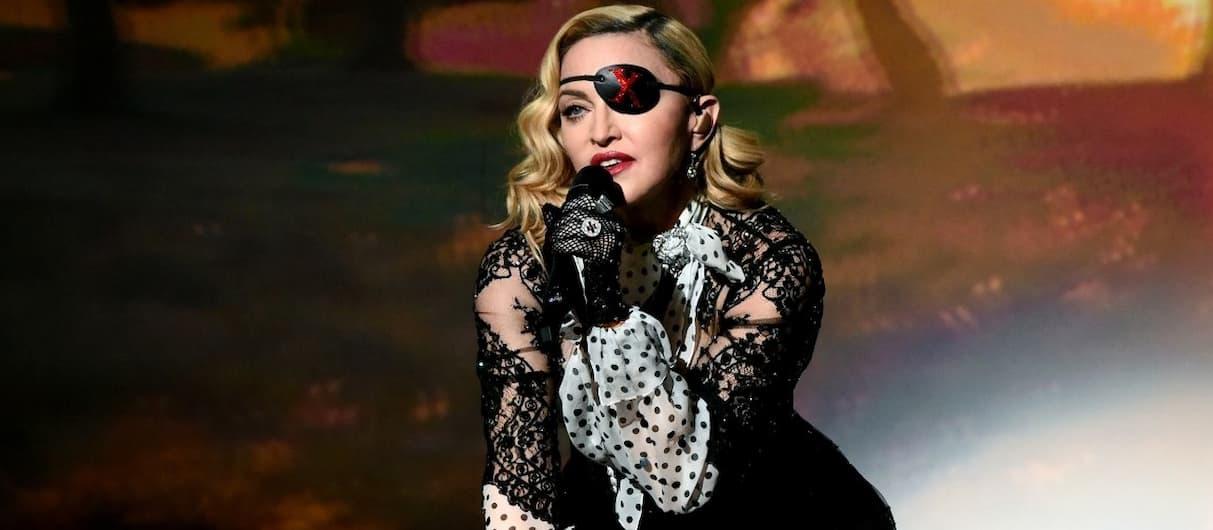 Warner Music стал владельцем каталога Мадонны