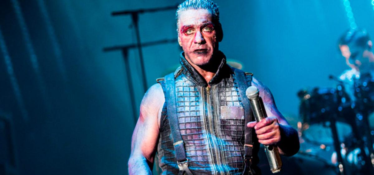 Фронтмен Rammstein выступит на Красной площади