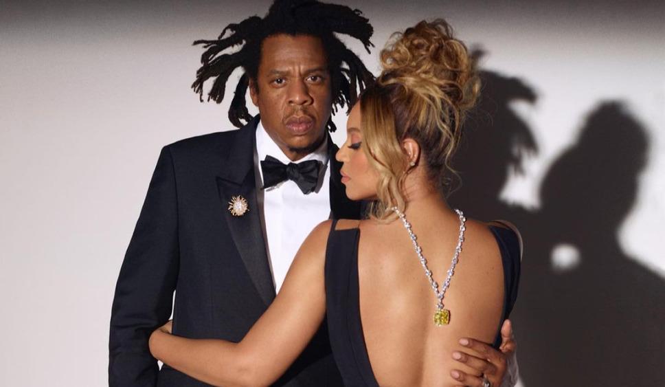 Бейонсе и Jay-Z - новые лица бренда Tiffany&Co