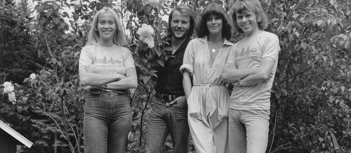ABBA выпустят релиз после почти 40 лет перерыва
