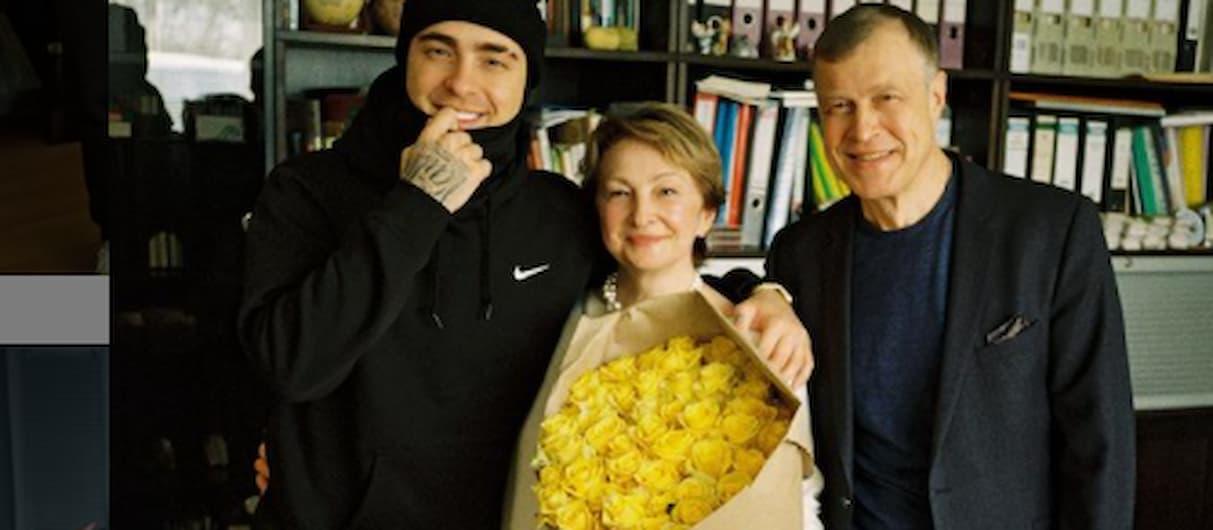 Егор Крид записал песню с отцом