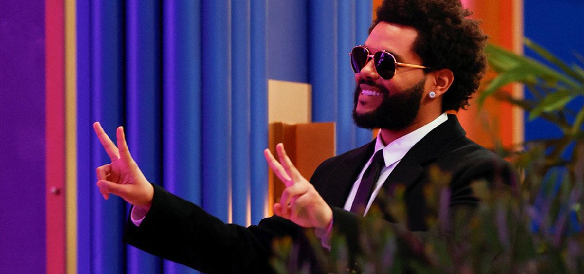 The Weeknd выступил на Суперкубке. Теперь это документалка