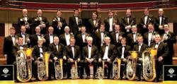 The Grimethorpe Colliery Band