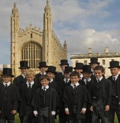 Choir of King's College, Cambridge/Sir Philip Ledger
