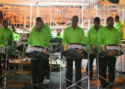 Trinidad Steel Drum Band