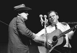 Bill Monrow & Doc Watson