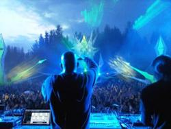 Infected Mushroom Feat Perry Farrell