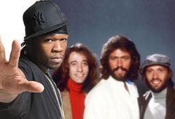 50 Cent Vs. Bee Gees