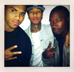 Chris Brown & Tyga Feat. Kevin Mccall